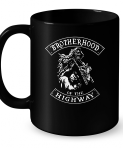 Brotherhood Of The Highway Mug