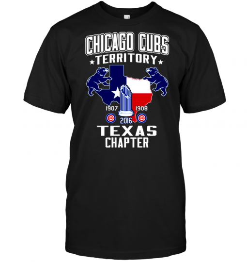 Chicago Cubs Territory Texas Chapter