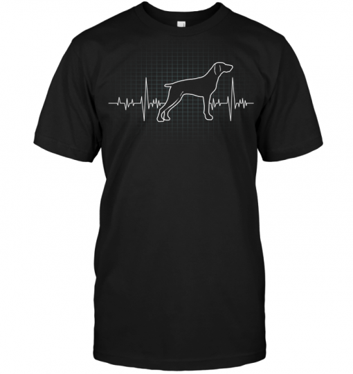 German Shorthaired Pointer Heartbeat