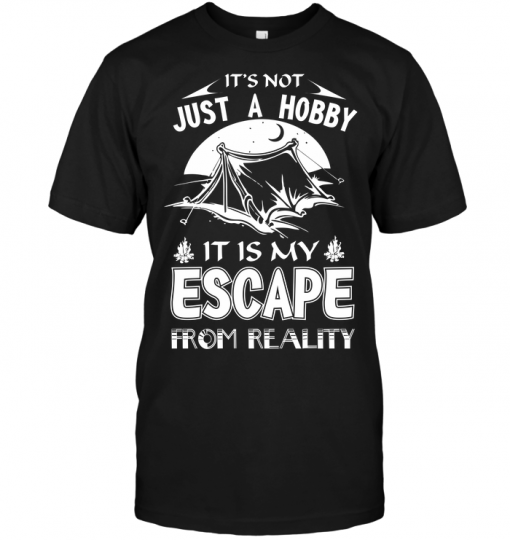 It's Not Just A Hobby It Is My Escape From Reality