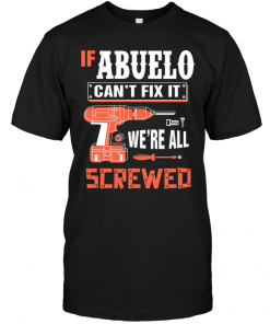 If Abuelo Can't Fix It We're All Screwed