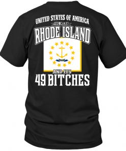 United States Of America You Mean Rhode Island And Its 49 Bitches