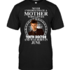 Never Underestimate A Mother Who Loves Tenth Doctor And Was Born In June