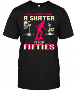 Never Underestimate A Skater In Her Fifties