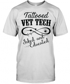 Tattooed Vet Tech Inked And Educated
