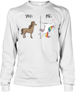 You Me (Version White) Long Sleeve