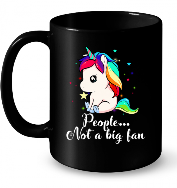 People Not A Big Ban Mug