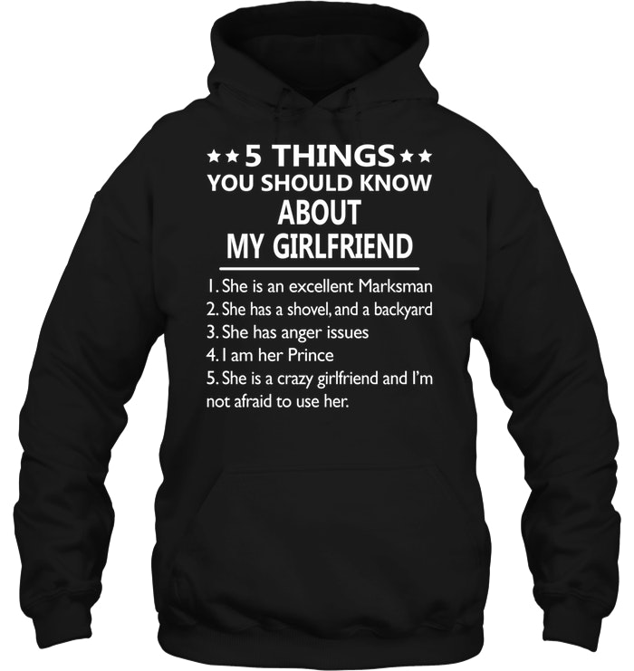 5 Things You Should Know About My Girlfriend