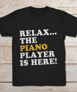 Relax The Piano Player Is Here