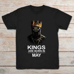 Black Panther Kings Are Born In May