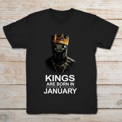 Black Panther Kings Are Born In January