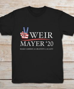 Weir Mayer '20 Make America Grateful Again