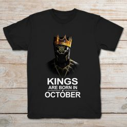 Black Panther Kings Are Born In October
