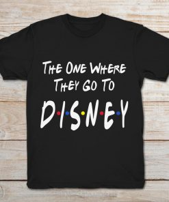 The One Where Go To Disney