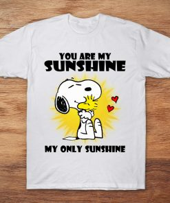 Snoopy You Are My Sunshine My Only Sunshine
