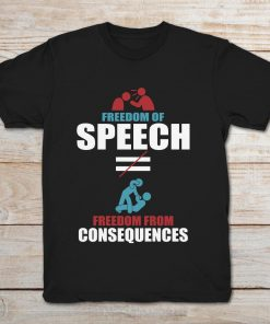 Freedom Of Speech Different Freedom From Consequences
