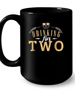 Beer Drinking For Two Mug