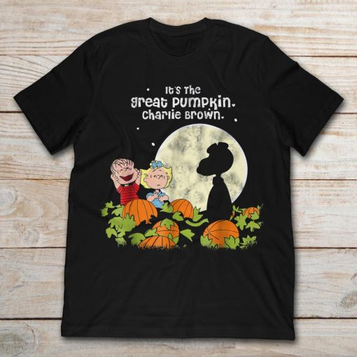 It's The Great Pumpkin Charlie Brown and Friends