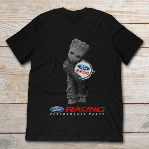 Baby Groot Ford Racing Performance Parts