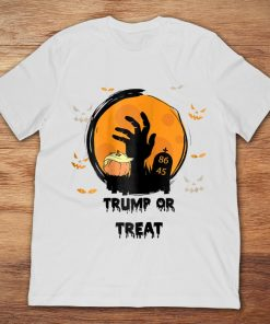 Halloween Pumpkin Creeping Hand The Tomb 86 45 Trump Or Treat