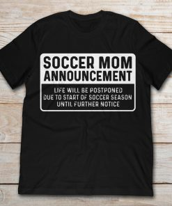 Soccer Mom Announcement