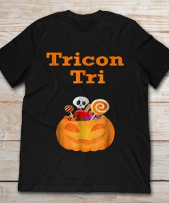 Halloween Pumpkin Tricon Tri