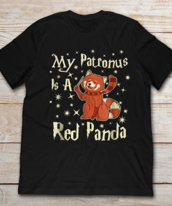 My Patronus Is A Twinkle Red Panda