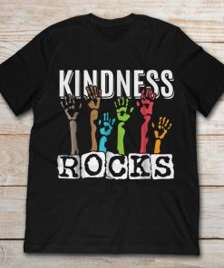 Stop Bullies Spread Love Be Kind Kindness Rocks