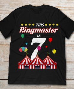 This Ringmaster Is 7