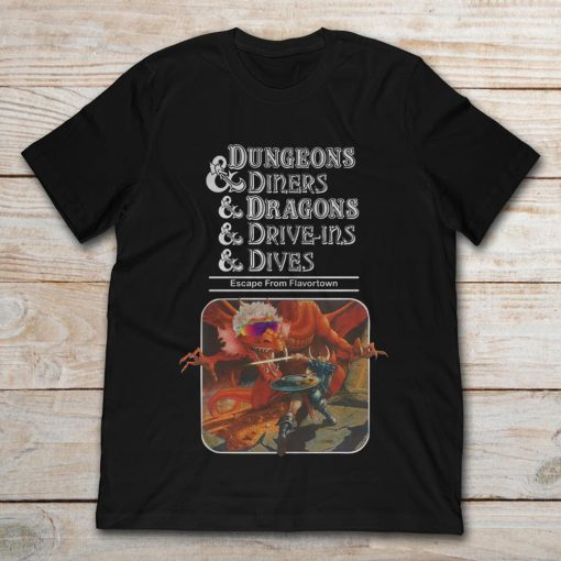 Dungeons And Diners And Dragons And Drive-ins And Dives
