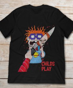 Rugrats Scary Chucky Doll With Knife Child's Play