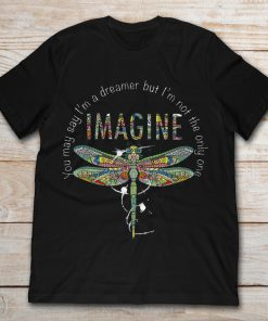 Imagine Dragonfly You May Say I'm A Dreamer