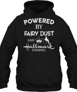 Disney Powered By Fairy Dust And Hallmark Channel Hoodie