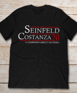 Seinfeld Costanza '20 A Campaign About Nothing