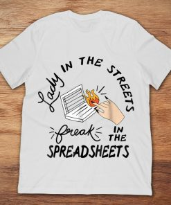 Lady In The Streets But A Freak In The Spreadsheets