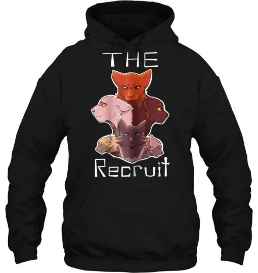 The Recruit Cult Cats Hoodie