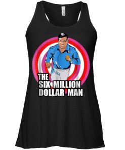 The Six Million Dollar Man Tank
