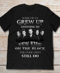 Some Of Us Grew Up Listening To New Kids On The Block