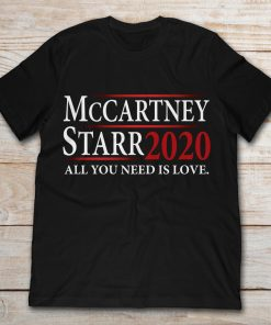 McCartney Starr 2020 All You Need Is Love