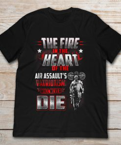 Air Assault The Fire In The Heart Of The Air Assault's Patriotism Will Never Die