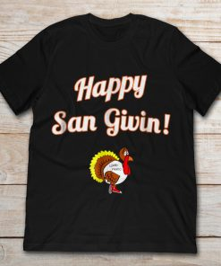 Happy San Givin Coman Puerco Turkey