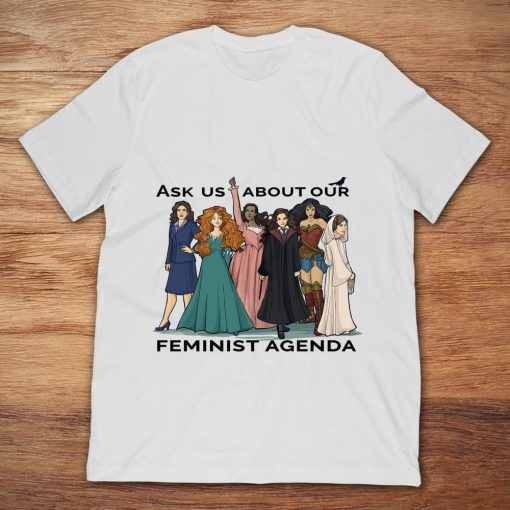 Powerful Girls Ask Us About Feminist Agenda