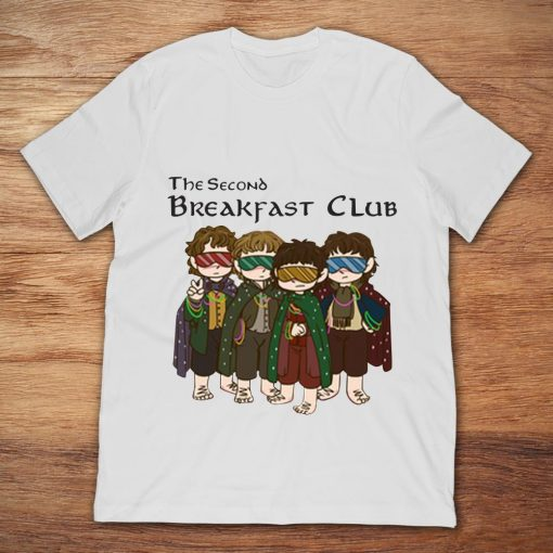 The Second Breakfast Club Lord Of The Rings
