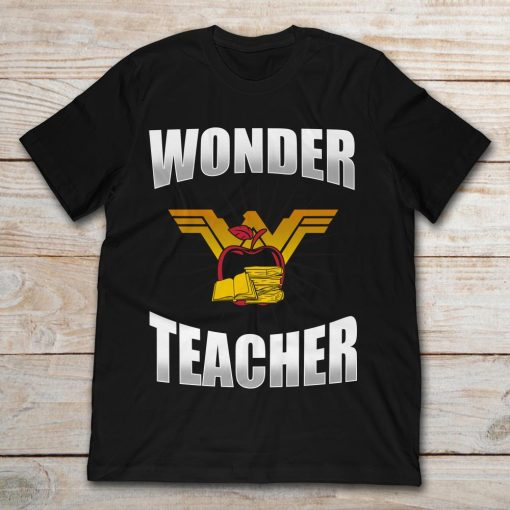 Wonder Woman Wonder Teacher