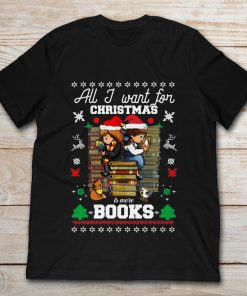 Belle And Hermione All I Want For Christmas Is More Books