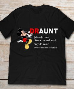 Mickey With Glass Wine Draunt Like A Normal Aunt Only Drunker See Also Beautiful Exceptional