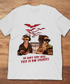 Fear And Loathing In Las Vegas We Can't Stop Here This Is Bat Country