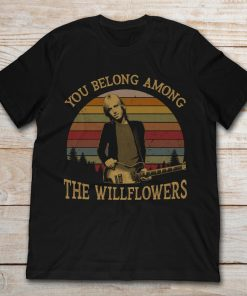 Tom Petty You Belong Among The Willflowers Vintage