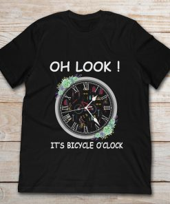 Funny Bicycle Oh Look It's Bicycle O'clock