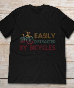 Easily Distracted By Bicycles